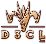 Diablo 3 Clan League Logo